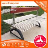 2016 neuer Entwurfs-hölzerner Park-Prüftisch-im Freien langer Stuhl