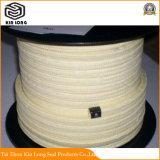 Imballaggio della fibra di Aramid con la buona resistenza chimica, alta resilienza, scorrimento a freddo basso