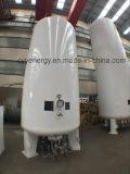 Tanque de armazenamento industrial do CO2 do argônio do nitrogênio do oxigênio líquido de baixa pressão