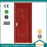 Conception personnalisée en PVC Porte en bois pour maison avec E1 (WDP5002)