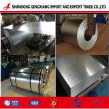 Aufbau-Gebrauch PPGI strich galvanisierten Stahlring vor