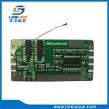 3s 4s 10UN Ti Batterie au lithium de protéger le circuit BMS avec Smbus pour pack de batterie