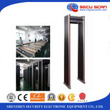 6/12/18 Zonen Metal Detector AT-IIID Weg durch Metalldetektor für Prison/Airport/School Gebrauch