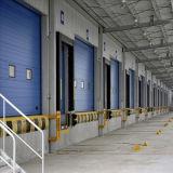 Porte de garage sectionnelle à grande qualité / blanc / porte industrielle (HF-017)