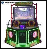 Оборудование в помещении Союза Хантер (три игрока) съемки игры машины