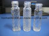 fiole en verre de parfum de la bouche 15ml large, bouteille d'échantillonneur