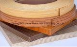 PVCプラスチック机のエッジングバンディングTの鋳造物PVC端のトリム