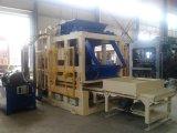 기계 시멘트 벽돌 만들기 기계 구획 기계를 만드는 가득 차있는 자동적인 콘크리트 블록
