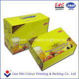高品質のカスタム茶カートンボックス紙箱