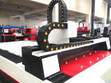 Machine d'inscription de gravure de traitement de tube en métal de commande numérique par ordinateur