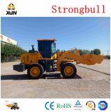 Machine de construction ZL16-ZL25 2500kg pour la vente de chargeur sur roues avant