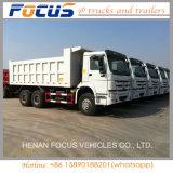 Sino грузовик Tipper колес 6X4 336/371HP HOWO 10, тележка сброса
