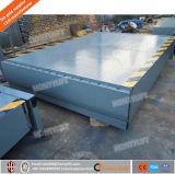 Leveler hidráulico estacionário da rampa da doca de carregamento de China 10t