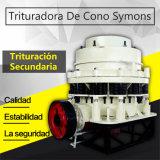 Trituradora del cono de Symons del alto rendimiento/trituradora de piedra del cono