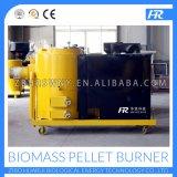 Bec de boulette de biomasse d'essence propre