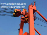 Port efficiente Machinery Stacker per Coal, Mineral, Grain