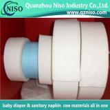 Papel do absorvente da polpa do fluff das matérias- primas de guardanapo sanitário