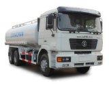 De Vrachtwagen van de Tanker van het Water van Shacman 20m3 6X4 LHD (SX5255GSSDN464)