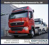 Neuer HOWO T7h 540HP 6X4 Mann-Motor-Traktor-LKW