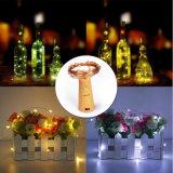 びんの新しいLEDの銅線ストリングライト、クリスマスの照明