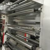 Máquina de impressão do Gravure da película de cor 8 (motor três)