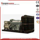 三菱1600kw 2000kVA (1760kw 2200kVA)ディーゼル発電機の燃料節約