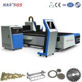 Taglierina personalizzata del laser della fibra della tagliatrice del laser della lamiera sottile