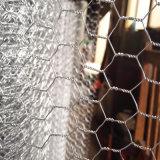 Rete metallica esagonale per la maglia del pollo