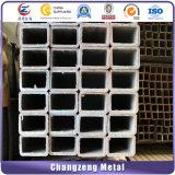 Heißes eingetauchtes galvanisiertes quadratisches Stahlrohr/Gefäß für Zelle-Baumaterial