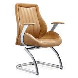 silla de cuero ejecutiva de la reunión del eslabón giratorio moderno de la oficina 2704A