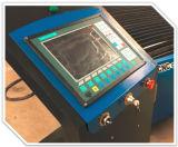 CNC de alta eficiencia el tubo cuadrado de la máquina de Corte Plasma