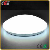 Prezzo poco costoso di vendita 18W 4000K di movimento del sensore LED di soffitto della fabbrica calda europea dell'indicatore luminoso