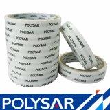 ISO9001二重味方されたアクリルの付着力のティッシュテープ厚さ130ミクロンの