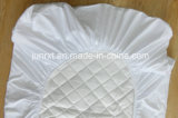 Protector de bambú impermeable del colchón del pesebre del bebé del paño de Terry de la fibra del 100% para los reyes de los surtidores de China de los fallos de funcionamiento de base