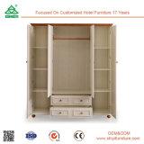Facile à l'accès chiffon tiroirs coulissants penderie, juste prix des meubles armoire Ddesign chambre à coucher Mobilier moderne, armoire