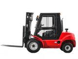 2WD/4WD 거친 지형 디젤 엔진 포크리프트 2t/2.5t/3t/3.5t/5t
