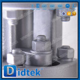 Didtek Platten-Dichtungs-Oblate-Typ langes Extensions-Drosselventil