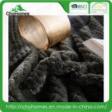 熱い販売の羊毛の総括的なMerbauのフランネル毛布