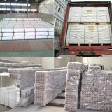 Qualité chinoise avec la texture en bois pour le Decking de Countyard WPC