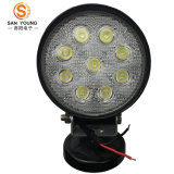 4inch 27W LED Work Light 12V Flood Spot Off Road Caminhão ATV Driving Light Faróis de neblina