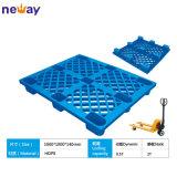 Fabricante China de gran tamaño nueve pies de palets de plástico
