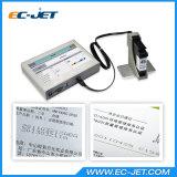 Impresora de alta resolución Ink-Jet máquina de impresión de códigos QR (ECH700).