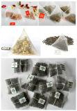Pirâmide Pequeno Económico saquinho de chá de Nylon máquina de embalagem