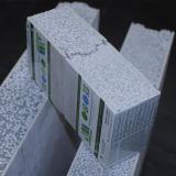 Instalar rapidamente fácil instalam o painel de sanduíche do cimento do EPS com economizam mão-de-obra