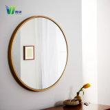 Dekorativer silberner runder Wand-Spiegel für Badezimmer