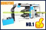 El mejor resultado de calidad máquina de impresión flexo de papel 4 Colores Precio