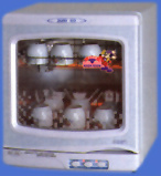 50L entkeimenschrank - RLP50A-3D