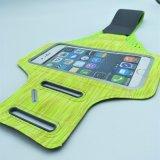 Deporte al aire libre del camuflaje de la manera que ejecuta el brazal de la cubierta del teléfono móvil
