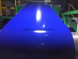 Acier enduit de couleur de prix concurrentiel pour la tuile de toiture en acier