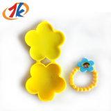 El plástico promocional embroma la pulsera de la joyería con el juguete del caso
